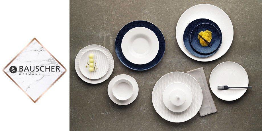 Vajilla en Porcelana Bauscher